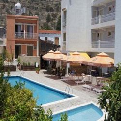 Antonis G Hotel Apartments Ξενοδοχείο
