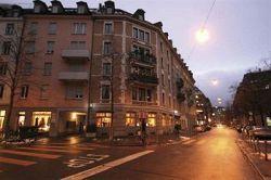 Apartments Swiss Star Zürich-Aussersihl