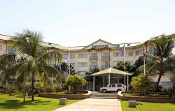 Hotel Novotel Cotonou Orisha