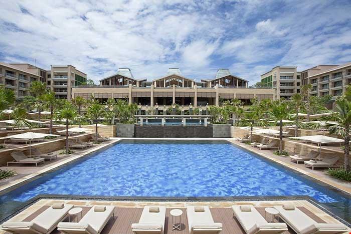 峇里努沙杜瓦穆里亞度假酒店 (Mulia Resort - Nusa Dua, Bali) 9