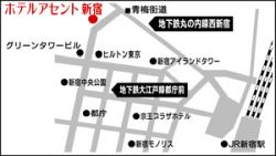 Ascent Shinjuku