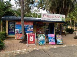 Flametree Tourist Village