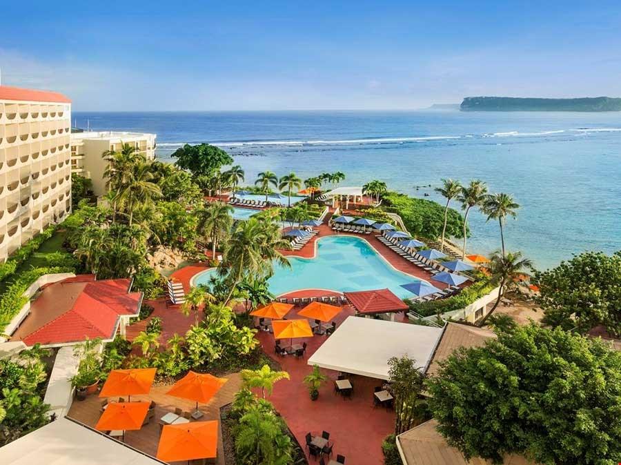 國際知名品牌關島度假酒店