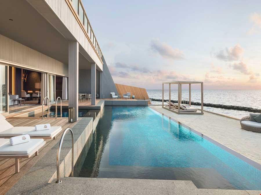 Exquisite Resort Living at Maldives' Finest Address