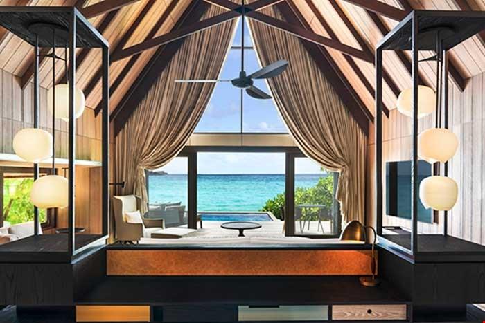馬爾代夫沃姆利瑞吉度假村 (The St. Regis Maldives Vommuli Resort) 3