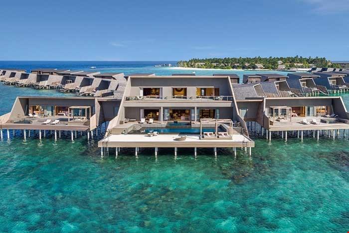 馬爾代夫沃姆利瑞吉度假村 (The St. Regis Maldives Vommuli Resort) 4