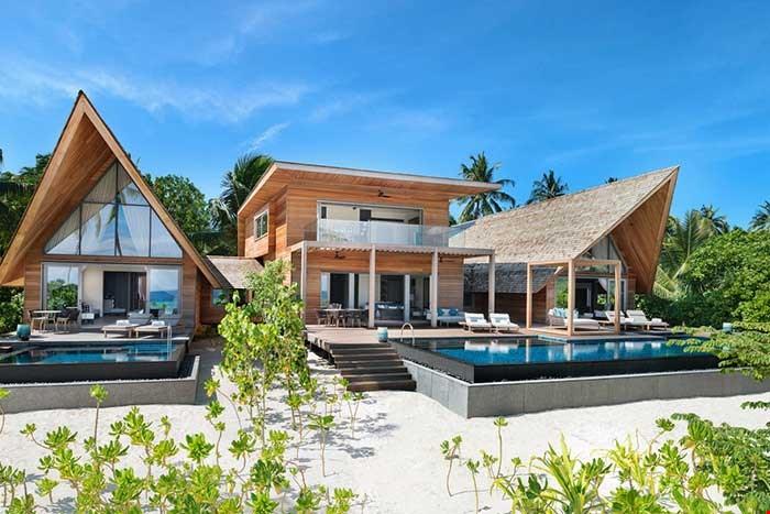 馬爾代夫沃姆利瑞吉度假村 (The St. Regis Maldives Vommuli Resort) 8