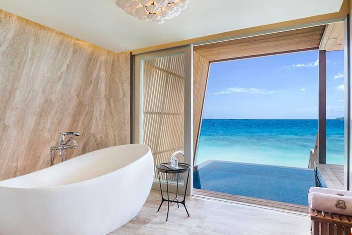 馬爾代夫沃姆利瑞吉度假村 (The St. Regis Maldives Vommuli Resort) 6