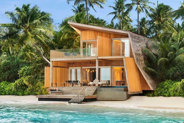 馬爾代夫沃姆利瑞吉度假村 (The St. Regis Maldives Vommuli Resort) 5