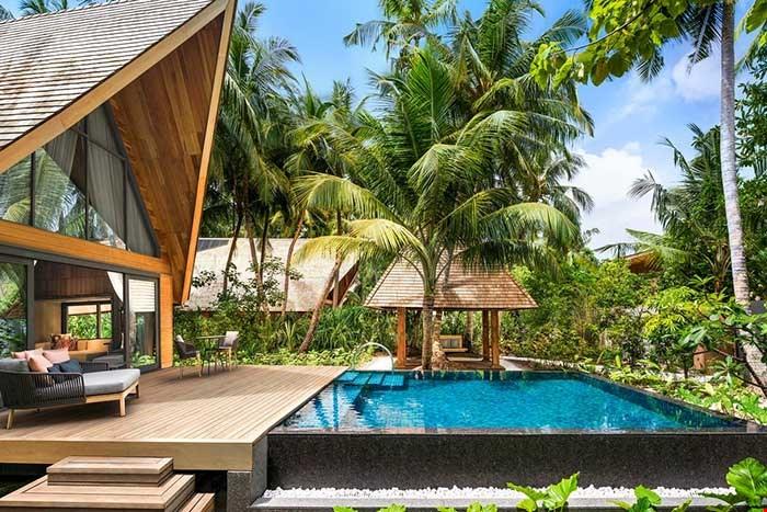 馬爾代夫沃姆利瑞吉度假村 9