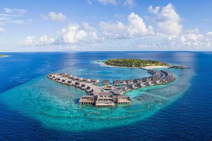 馬爾代夫沃姆利瑞吉度假村 (The St. Regis Maldives Vommuli Resort) 11
