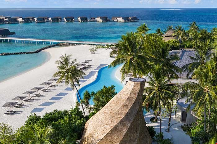 馬爾代夫沃姆利瑞吉度假村 (The St. Regis Maldives Vommuli Resort) 14