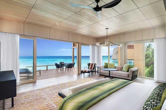 馬爾代夫沃姆利瑞吉度假村 (The St. Regis Maldives Vommuli Resort) 16