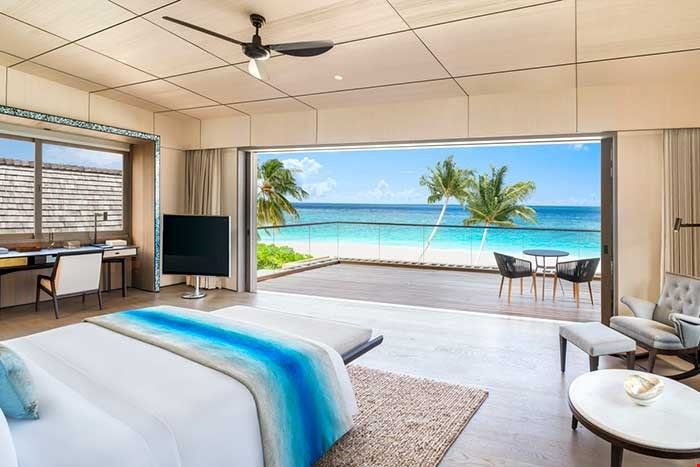 馬爾代夫沃姆利瑞吉度假村 (The St. Regis Maldives Vommuli Resort) 17