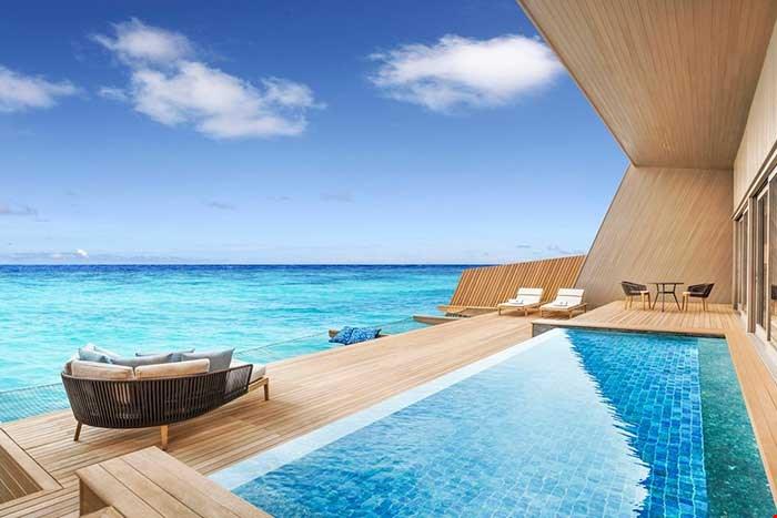 馬爾代夫沃姆利瑞吉度假村 (The St. Regis Maldives Vommuli Resort) 19