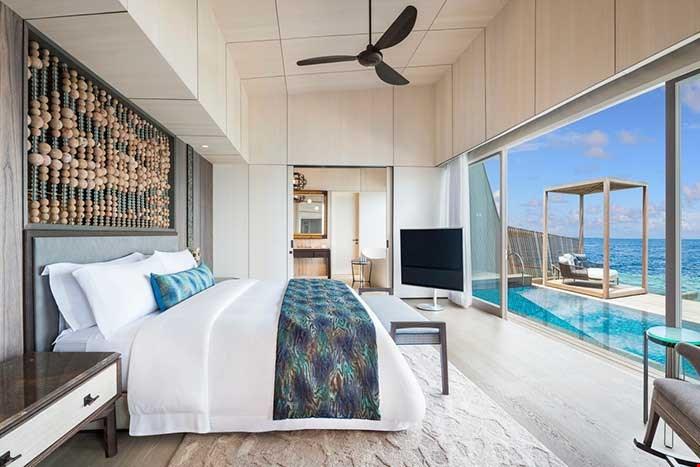 馬爾代夫沃姆利瑞吉度假村 (The St. Regis Maldives Vommuli Resort) 24