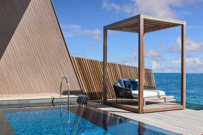 馬爾代夫沃姆利瑞吉度假村 (The St. Regis Maldives Vommuli Resort) 25