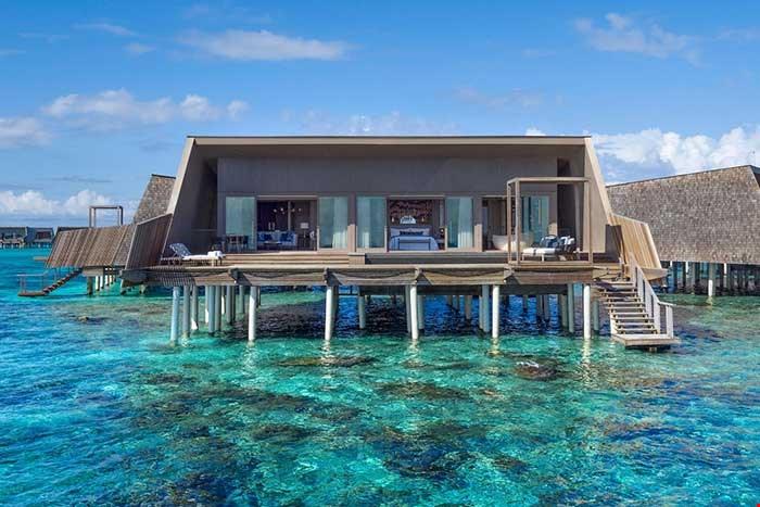 馬爾代夫沃姆利瑞吉度假村 (The St. Regis Maldives Vommuli Resort) 26