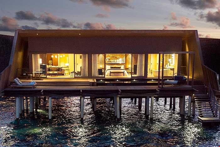 馬爾代夫沃姆利瑞吉度假村 (The St. Regis Maldives Vommuli Resort) 27