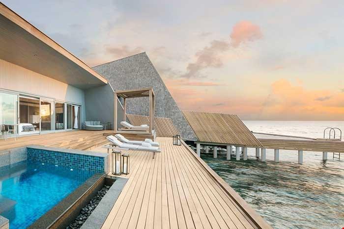 馬爾代夫沃姆利瑞吉度假村 (The St. Regis Maldives Vommuli Resort) 29