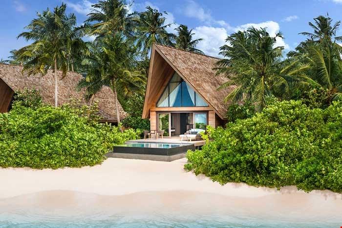 馬爾代夫沃姆利瑞吉度假村 (The St. Regis Maldives Vommuli Resort) 1