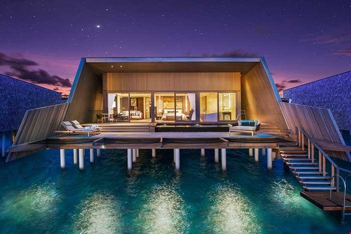 馬爾代夫沃姆利瑞吉度假村 (The St. Regis Maldives Vommuli Resort) 2