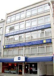 B-Aparthotel Quartier Louise Brussels