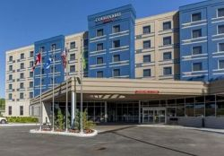 Marriott Courtyard West Island / Baie-D'urfe