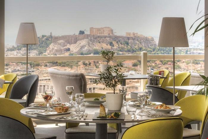 聖喬治利卡維多斯酒 (St George Lycabettus Hotel) + 卡緹吉酒店 (Katikies Santorini) 5