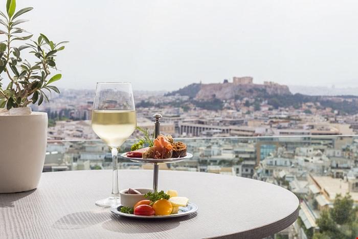聖喬治利卡維多斯酒 (St George Lycabettus Hotel) + 卡緹吉酒店 (Katikies Santorini) 6