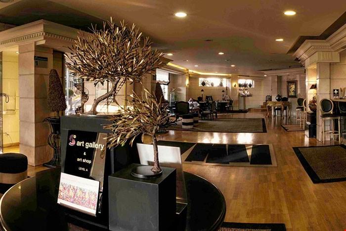 聖喬治利卡維多斯酒 (St George Lycabettus Hotel) + 卡緹吉酒店 (Katikies Santorini) 8