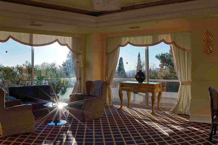 聖喬治利卡維多斯酒 (St George Lycabettus Hotel) + 卡緹吉酒店 (Katikies Santorini) 7