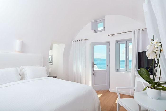 聖喬治利卡維多斯酒 (St George Lycabettus Hotel) + 卡緹吉酒店 (Katikies Santorini) 10