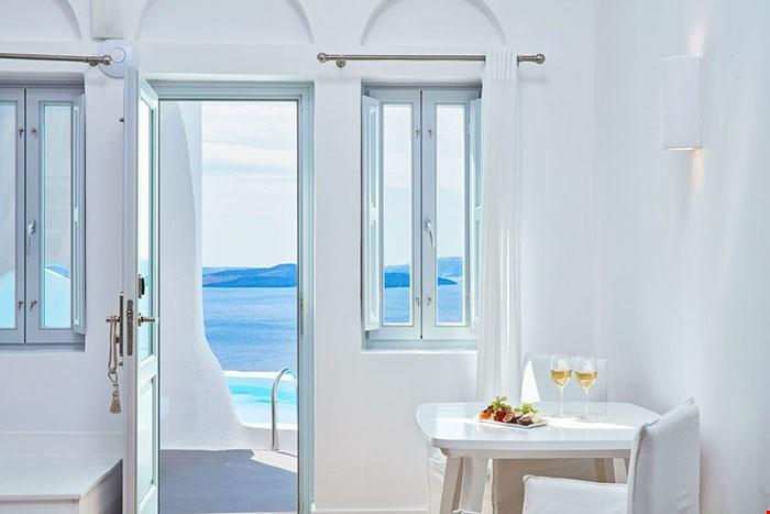 聖喬治利卡維多斯酒 (St George Lycabettus Hotel) + 卡緹吉酒店 (Katikies Santorini) 14