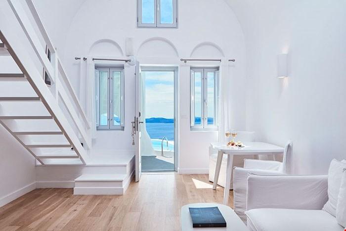 聖喬治利卡維多斯酒 (St George Lycabettus Hotel) + 卡緹吉酒店 (Katikies Santorini) 15