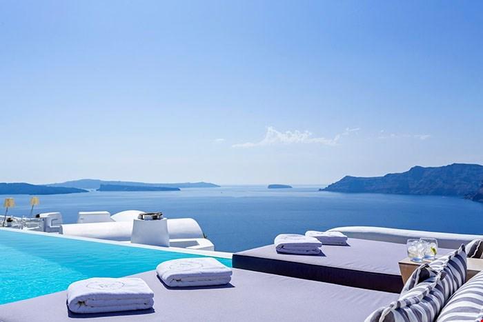 聖喬治利卡維多斯酒 (St George Lycabettus Hotel) + 卡緹吉酒店 (Katikies Santorini) 21