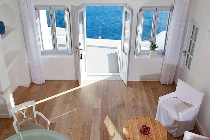 聖喬治利卡維多斯酒 (St George Lycabettus Hotel) + 卡緹吉酒店 (Katikies Santorini) 22