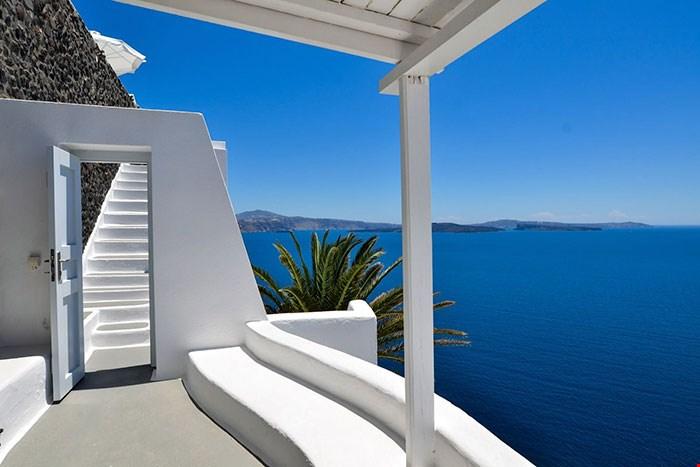 聖喬治利卡維多斯酒 (St George Lycabettus Hotel) + 卡緹吉酒店 (Katikies Santorini) 23