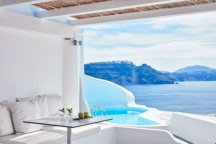 聖喬治利卡維多斯酒 (St George Lycabettus Hotel) + 卡緹吉酒店 (Katikies Santorini) 25