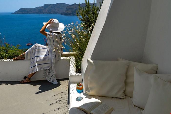 聖喬治利卡維多斯酒 (St George Lycabettus Hotel) + 卡緹吉酒店 (Katikies Santorini) 26