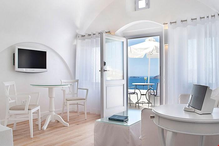 聖喬治利卡維多斯酒 (St George Lycabettus Hotel) + 卡緹吉酒店 (Katikies Santorini) 11