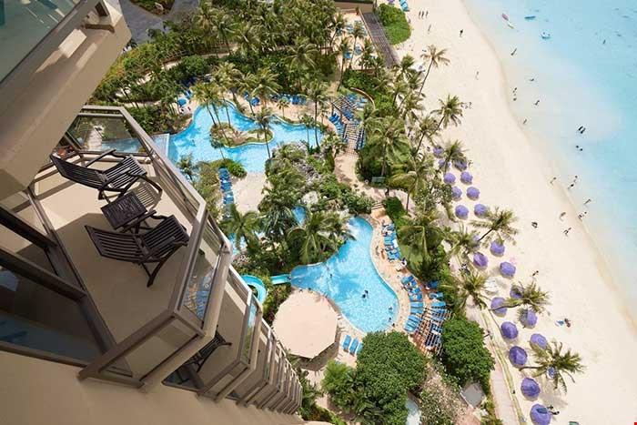 奧特里格關島海灘度假村 (Outrigger Guam Beach Resort) 6