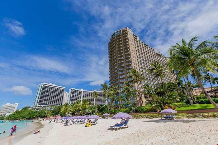 奧特里格關島海灘度假村 (Outrigger Guam Beach Resort) 5