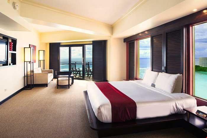 奧特里格關島海灘度假村 (Outrigger Guam Beach Resort) 10