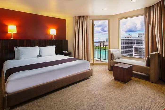 奧特里格關島海灘度假村 (Outrigger Guam Beach Resort) 17