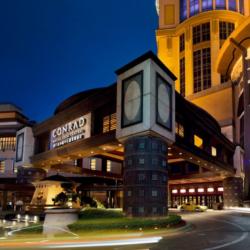 澳門金沙城中心康萊德酒店 (Conrad Macao-Cotai Central)