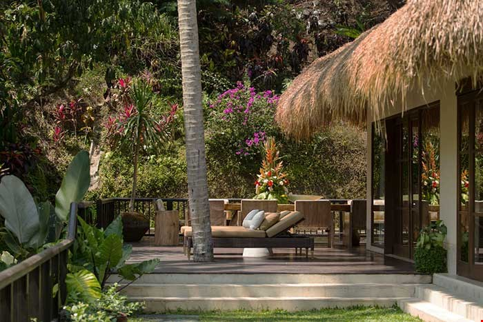 峇里島空中花園別墅 (Hanging Gardens of Bali) 1