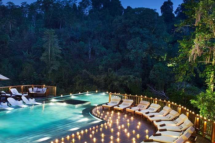 峇里島空中花園別墅 (Hanging Gardens of Bali) 9