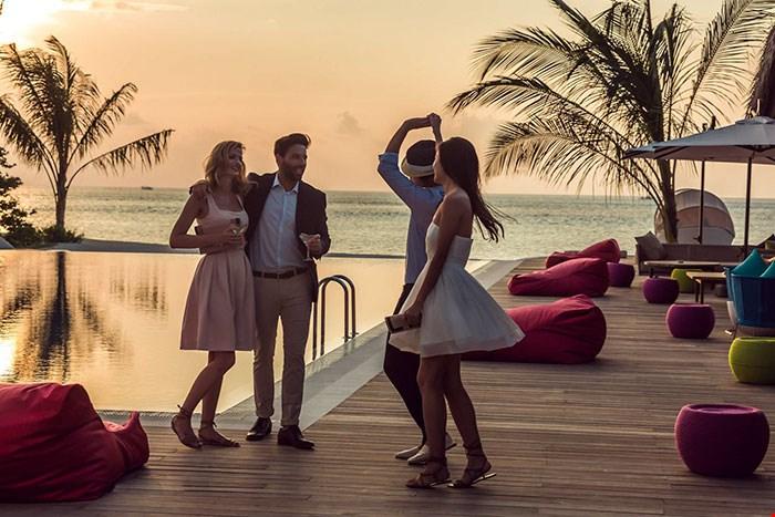 Club Med馬爾代夫Finolhu豪華別墅 14