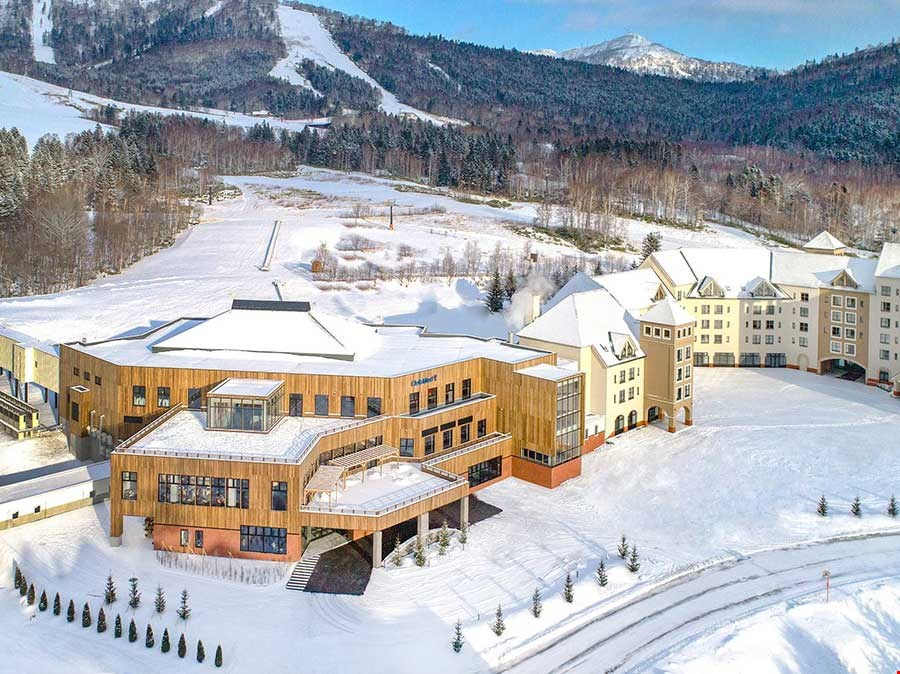 Hokkaido Skiing All-Inclusive Honeymoon Package